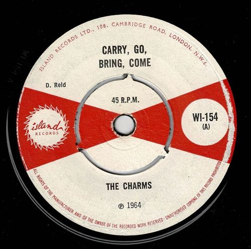 JUSTIN HINDS & DOMINOES (Charms)-carry go bring come