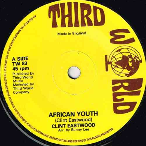 CLINT EASTWOOD-african youth