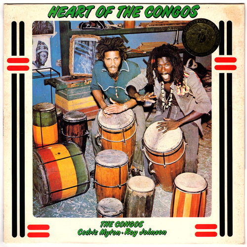 CONGOS-heart of the congos