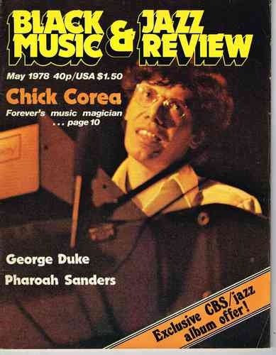 BLACK MUSIC may 1978