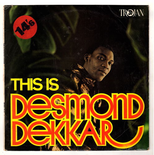 DESMOND DEKKER-this is desmond dekker