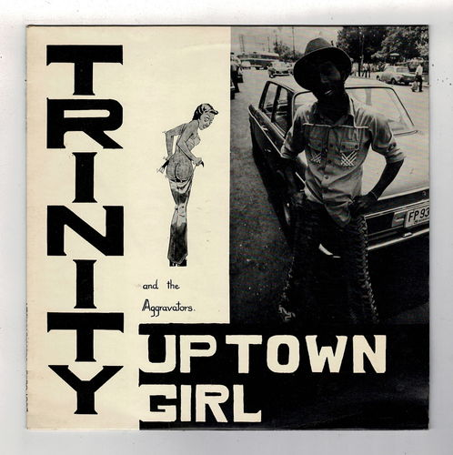 TRINITY-up town girl