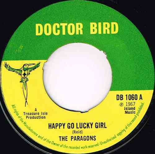 PARAGONS-happy go lucky girl