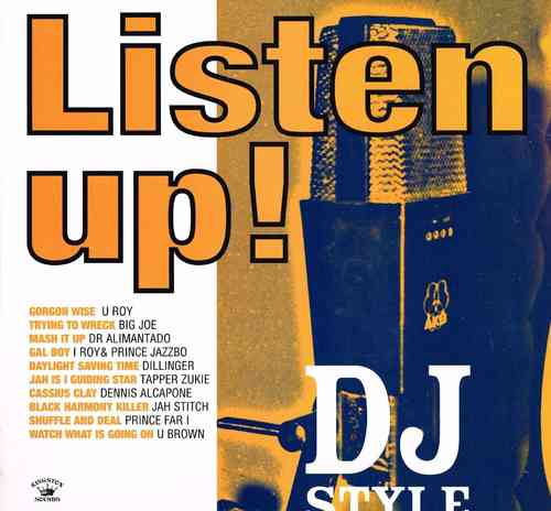 VARIOUS-listen up! DJ style