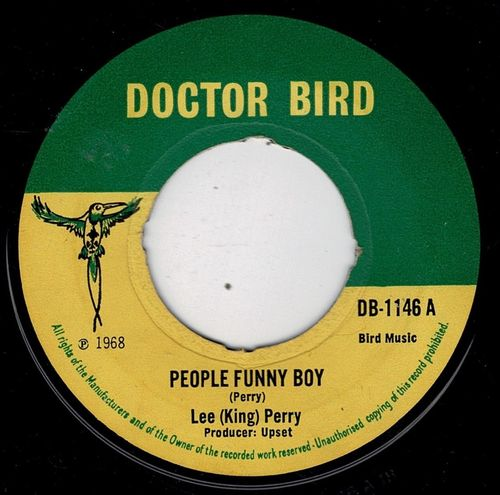 LEE PERRY-people funny boy
