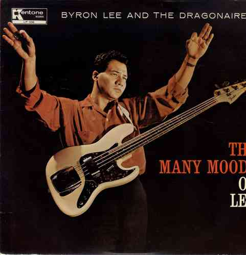 BYRON LEE & DRAGONAIRES-the many moods of lee