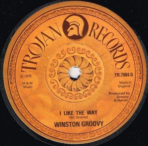 WINSTON GROOVY-i like the way