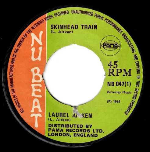LAUREL AITKEN-skinhead train