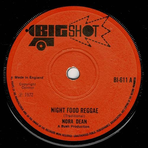 NORA DEAN-night food reggae