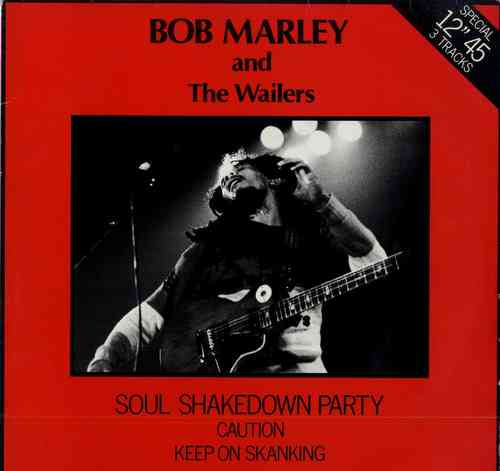 BOB MARLEY-soul shakedown party