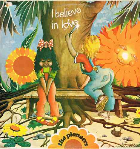 PIONEERS-i believe in love