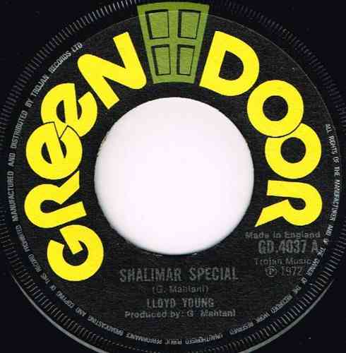 LLOYD YOUNG-shalimar special