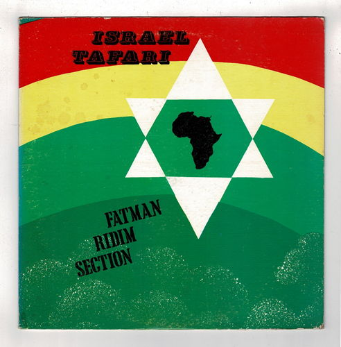 FATMAN RIDDIM SECTION-israel tafari