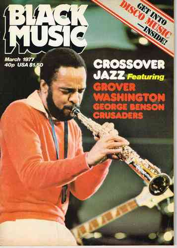 BLACK MUSIC march 1977