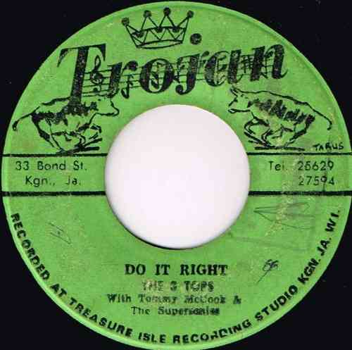 3 TOPS-do it right