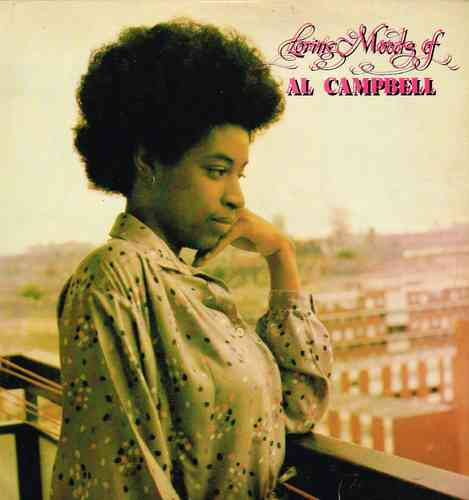 AL CAMPBELL-loving moods of al campbell