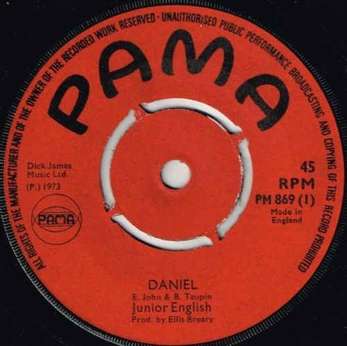 JUNIOR ENGLISH-daniel