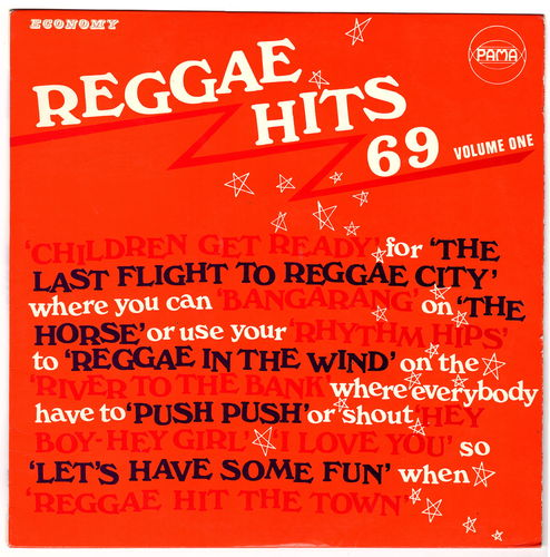 VARIOUS-reggae hits 69 volume 1