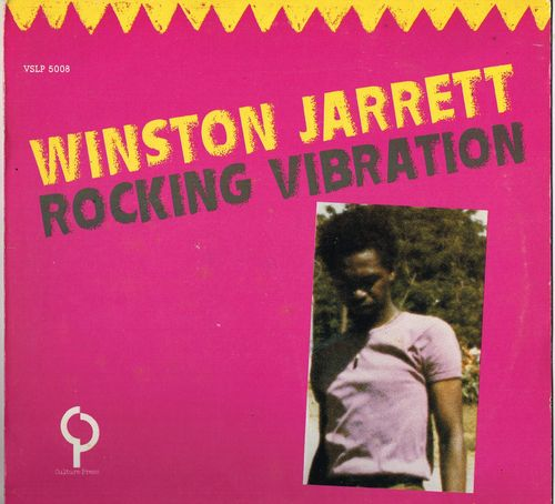 WINSTON JARRETT-rocking vibration