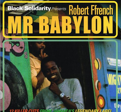 ROBERT FFRENCH-mr babylon