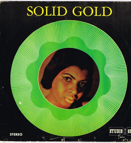 VARIOUS-solid gold