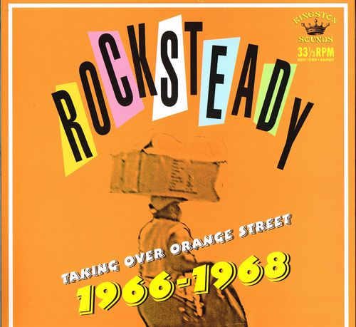 VARIOUS-rock steady taking over orange street