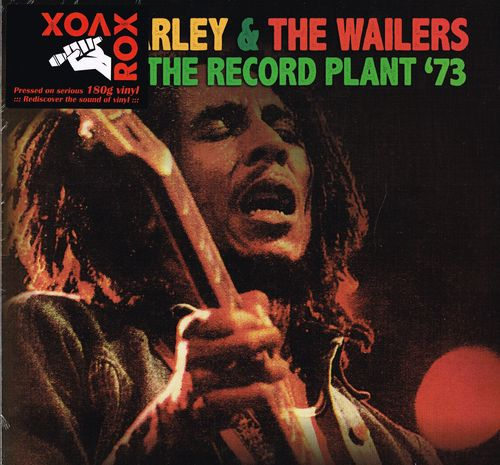 BOB MARLEY & WAILERS-live at the record plant '73