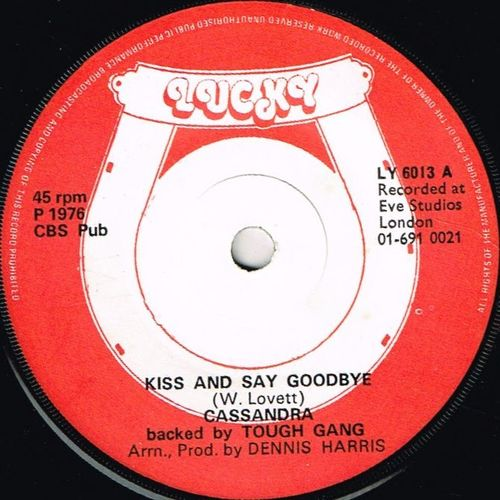 CASSANDRA-kiss & say goodbye