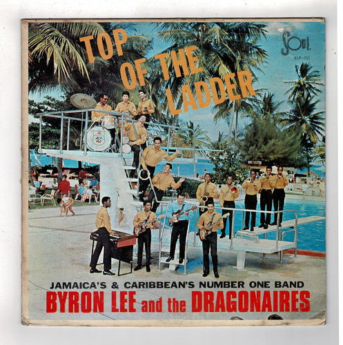 BYRON LEE & DRAGONAIRES-top of the ladder