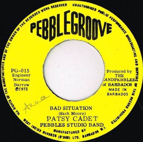 PATSY CADET-bad situation