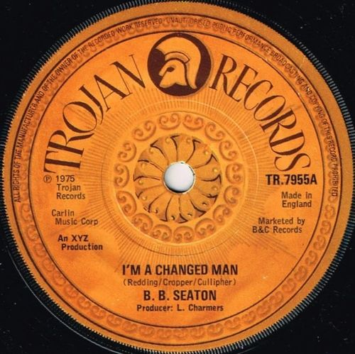 B B SEATON-i'm a changed man