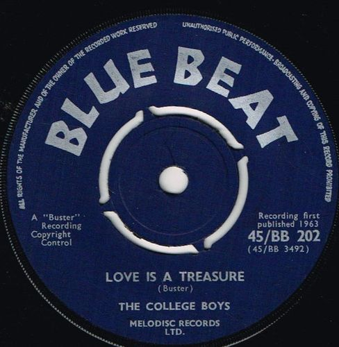 COLLEGE BOYS-love is a treasure