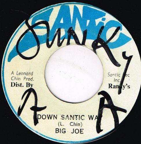 BIG JOE-down santic way