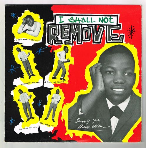 DELROY WILSON-i shall not remove