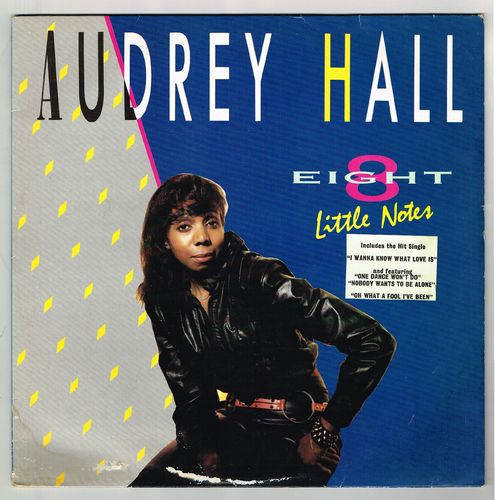 AUDREY HALL-eight little notes
