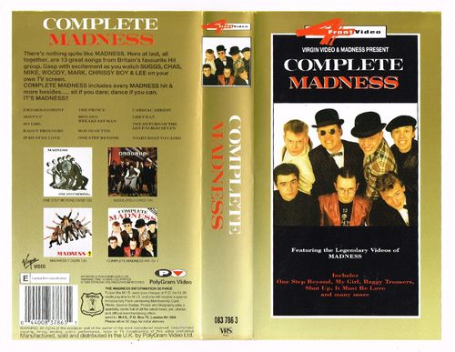 MADNESS-complete madness