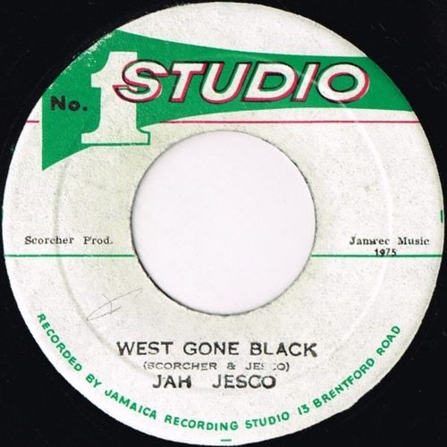 JAH JESCO-west gone black