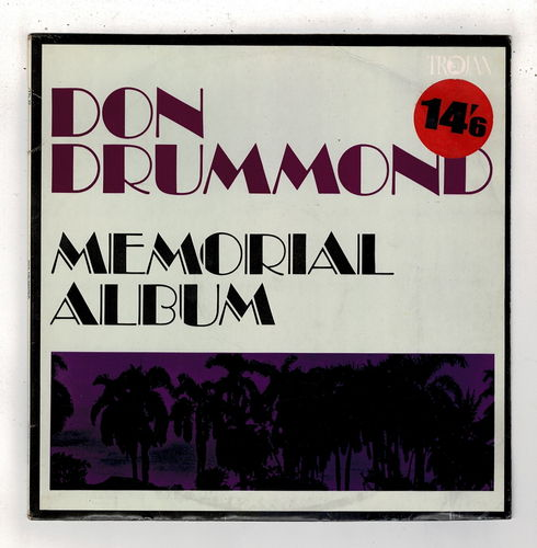 DON DRUMMOND-memorial album