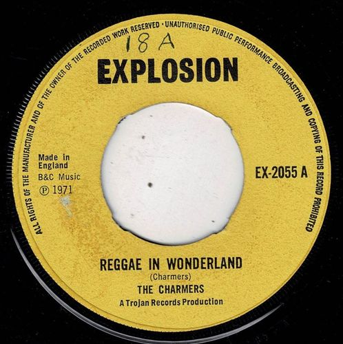 CHARMERS-reggae in wonderland