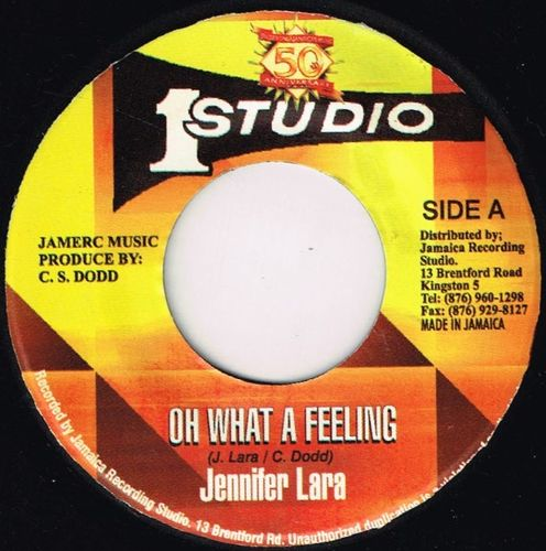 JENNIFER LARA-oh what a feeling