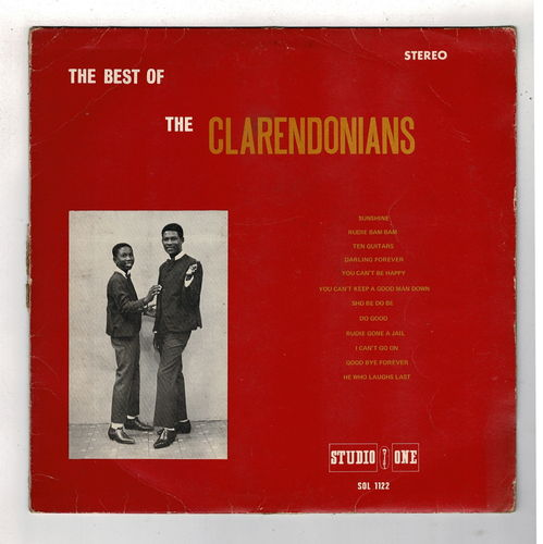CLARENDONIANS-the best of the clarendonians