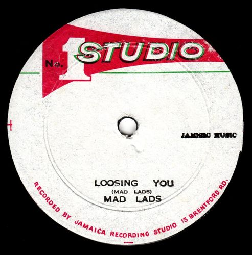 MAD LADS-losing you