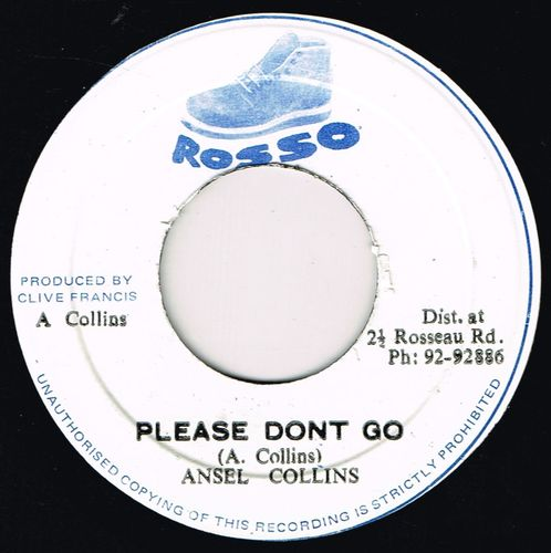ANSEL COLLINS-please don't go