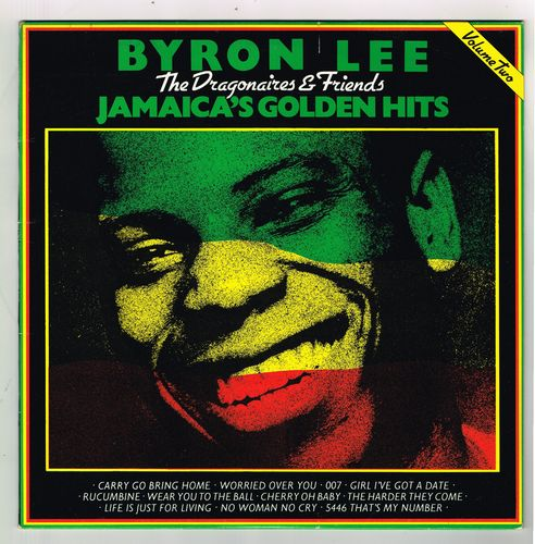BYRON LEE-jamaica's golden hits volume 2