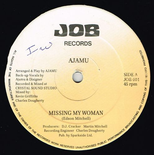 AJAMU-missing my woman