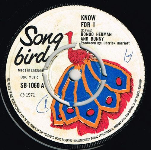BONGO HERMAN & BUNNY-know for i