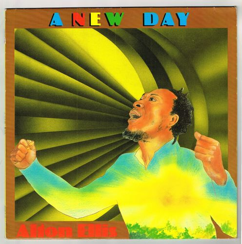 ALTON ELLIS-a new day