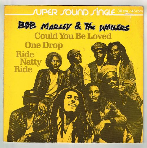 BOB MARLEY-could you be loved