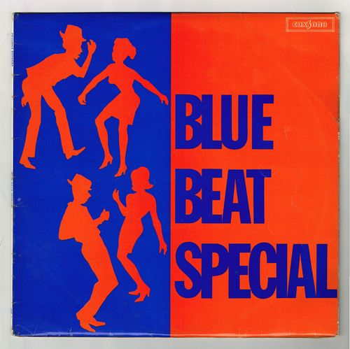 VARIOUS-blue beat special
