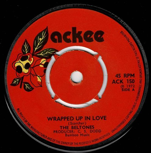 BELTONES-wrapped up in love